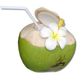 air kelapa untuk kulit bersih