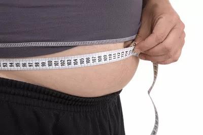 lemak diperut