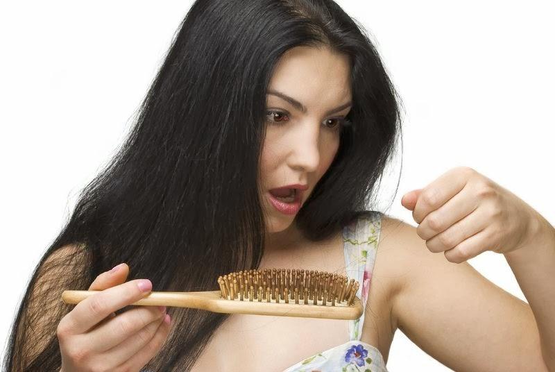 gugur rambut
