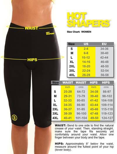 hot shapers sweat pant 4